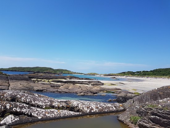 Caherdaniel, Irland: Rock pools