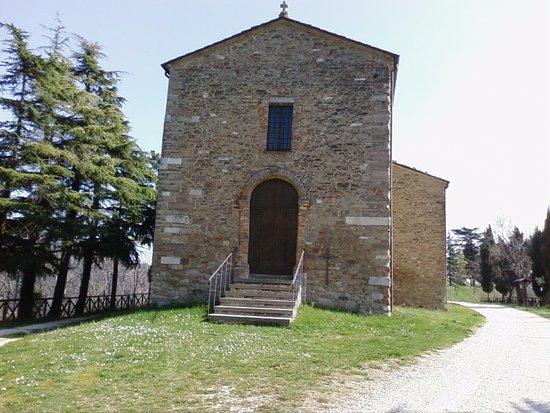 Mercato Saraceno, Itália: Pieve