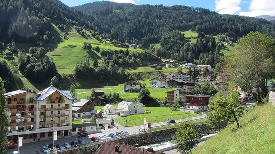 See, Austria: photo prise en face de l'hôtel