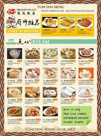 Chinese Restaurant Morwell