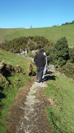 Waitomo Caves, New Zealand: Trek