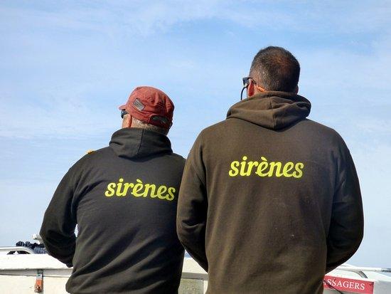 Morgat, ฝรั่งเศส: Les sirènes des grottes marines