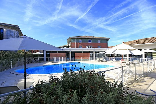 Appart 39 city confort toulouse a roport purpan hotel france for Prix appart city