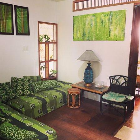Lounge Picture Of Bahay Kubo Hostel Manila Tripadvisor