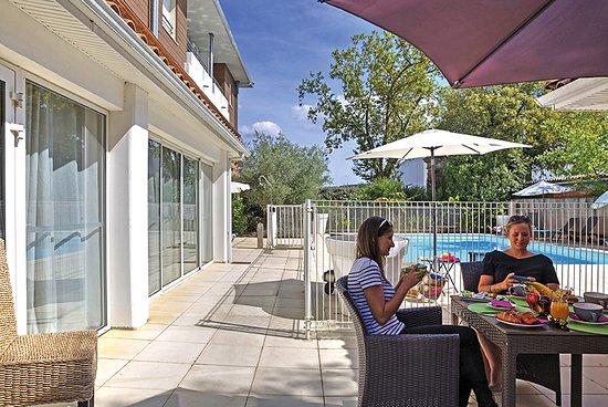 Appart 39 city toulouse colomiers hotel france voir les for Prix appart city