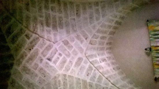 San Vito dei Normanni, Italie : La volta a stella de La Torre