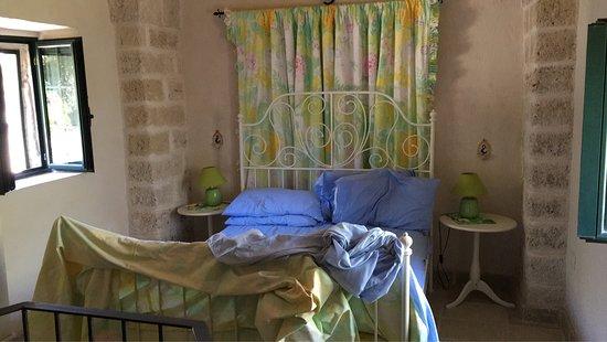 San Vito dei Normanni, Italie : La stanza da letto de La Torre