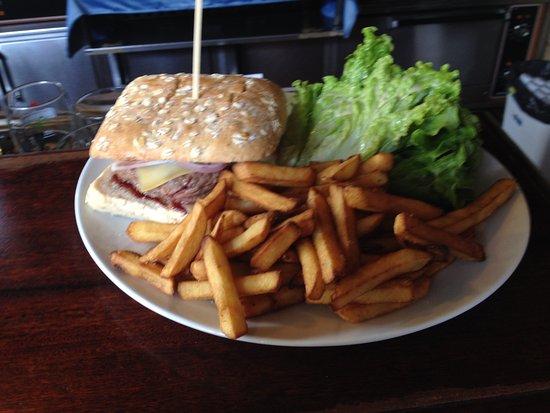 Seyssinet-Pariset, Frankrig: Hamburgers revisités