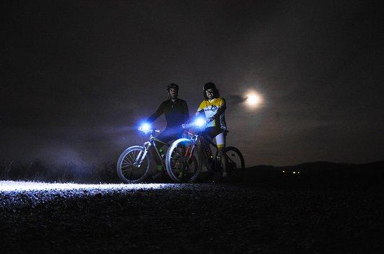 Montaione, Italia: Night bike tour