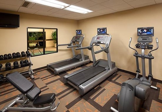 Miami Lakes, FL: Fitness Center