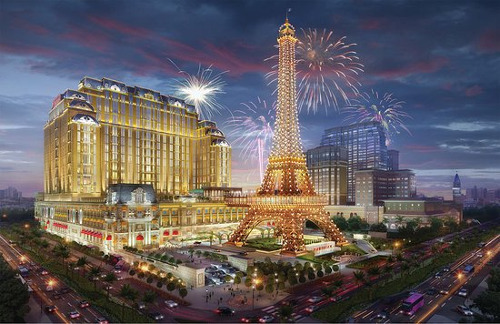 Image result for parisian macau