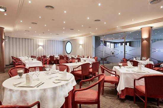 HCC St. Moritz: Restaurant St Gallen