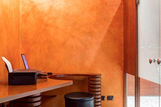 Best Western Hotel Firenze: Internet Point