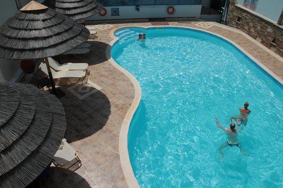 Agios Prokopios, Grecia: Hotel Villa Adriana