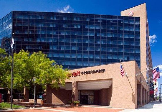 Marriott Baltimore Inner Harbor At Camden Yards