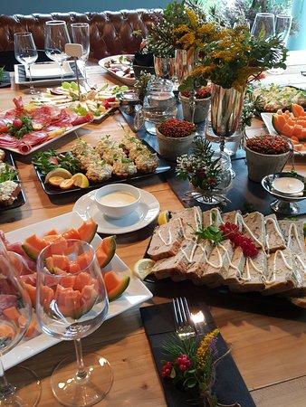 Saulkrasti, ลัตเวีย: birthday party
