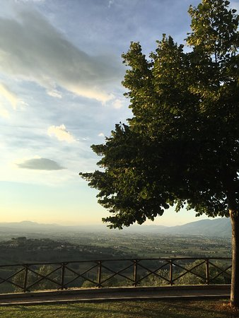 Montefalco, Italy: Belvedere
