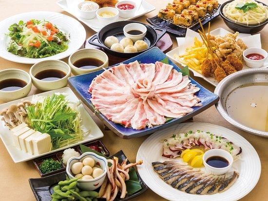 Kaizuka, Япония: 宴会コース