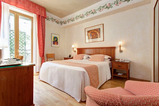 Best Western Hotel Firenze: Camera matrimoniale