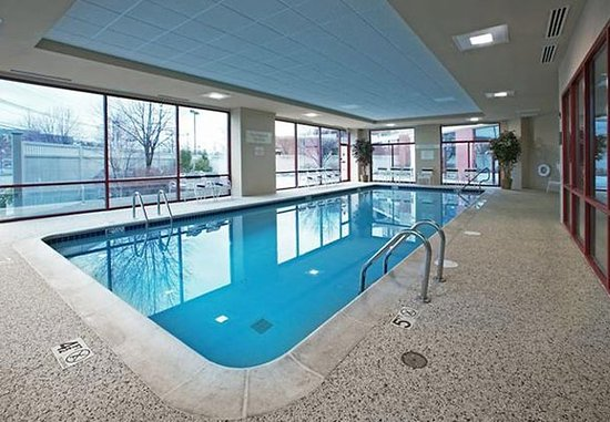 ‪‪Lyndhurst‬, نيو جيرسي: Indoor Pool‬