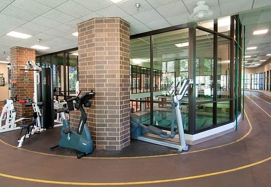 Edina, MN: Edinborough Indoor Track & Fitness Center