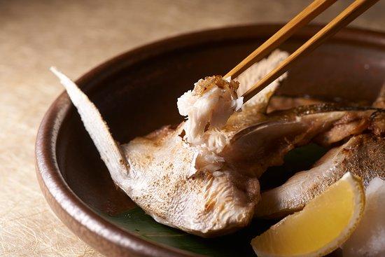 Takatsuki, Japón: かんぱちかま塩焼き