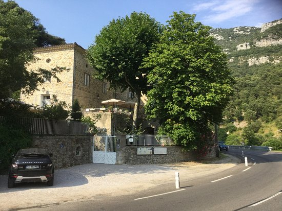 Le Vigan, France: Front Entrance