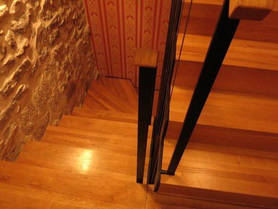 Palace Judita Heritage Hotel: Stairs