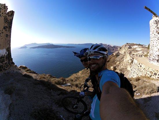 Karterádhos, Grecja: the view