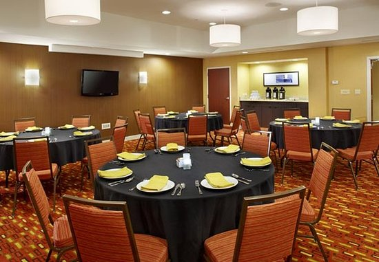 Stow, โอไฮโอ: Wetmore Room – Banquet Setup