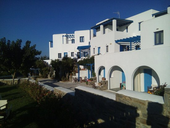 Parasporos, Grecia: Chill out Village accommodation.....