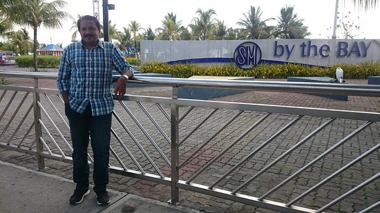 in front of SM Bay