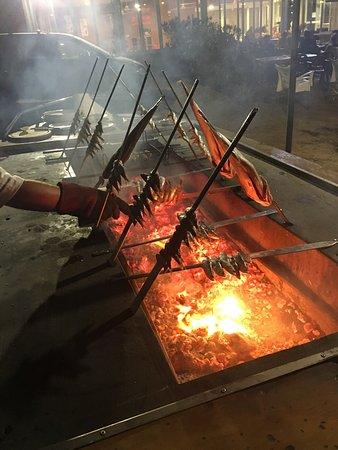 La Azohia, Spanien: Leon Restaurante