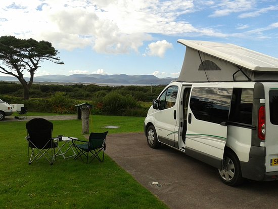 Glenross Camping & Caravanning Park: View from our pitch