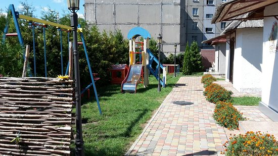 Boryspil, Ucrania: Гостиница