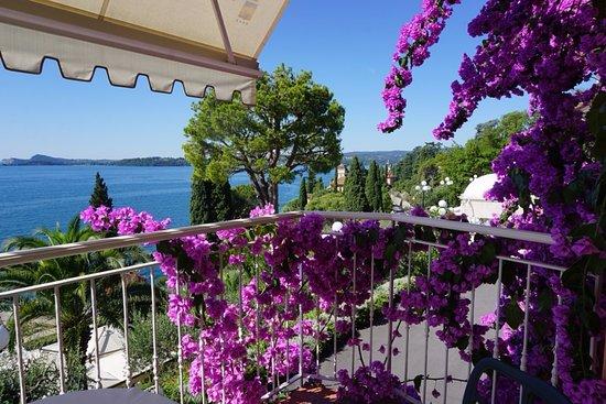 Hotel Villa Florida: Beautiful view from balcony