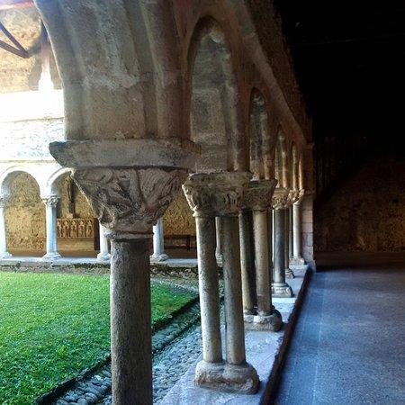 Saint-Lizier, Frankrijk: chiostro