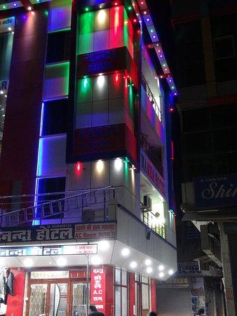 Hanumangarh, الهند: Hotel Building