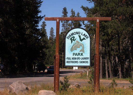 Diamond Lake RV Park, Diamond Lake Area, Oregon