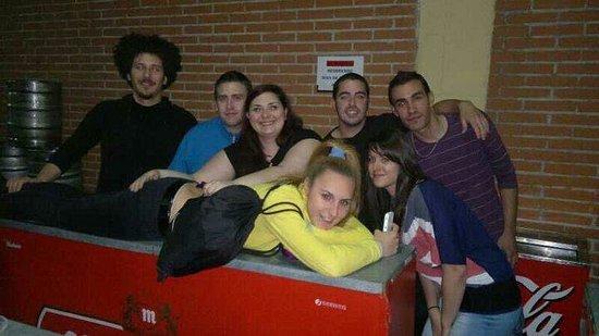 Comunidad de Madrid, España: Concierto Coldplay