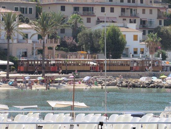 Port de Sóller, España: Mallorca - Tranvia de Soller.