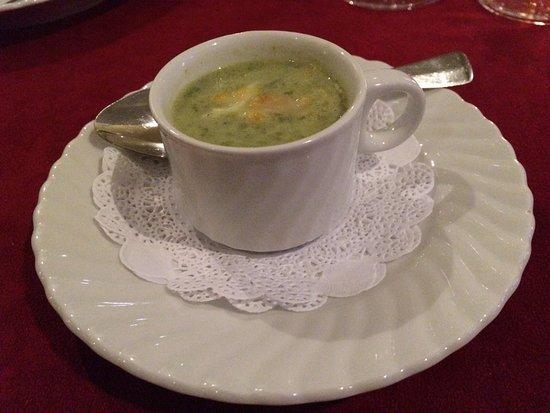 Vlaardingen, Hollanda: Soep/Suppe