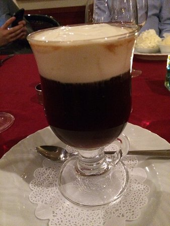 Vlaardingen, Ολλανδία: Irish Coffee