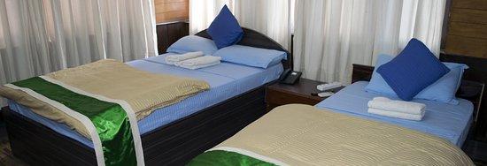 Hotel Horizon: Deluxe bed