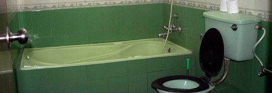 Hotel Horizon: Bath room