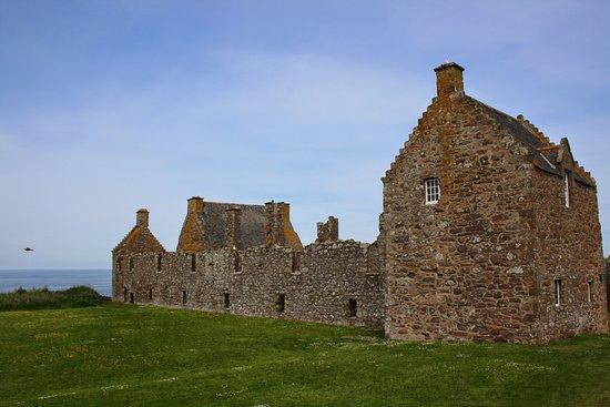 Stonehaven, UK: Ruins