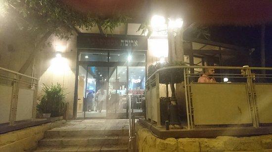 Photo of Restaurant Aroma Mt Scopus at שדרות ווינסטון צ'רצ'יל 50, Jerusalem 97890, Israel