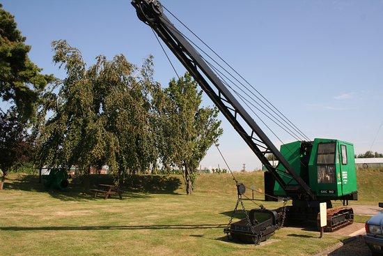 Ransomes e Rapier  macchine Priestman-cub-excavator