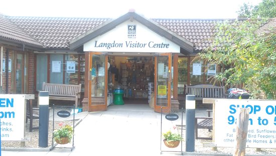 ‪Langdon Visitor Centre‬