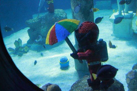 Legoland Billund: Atlantis